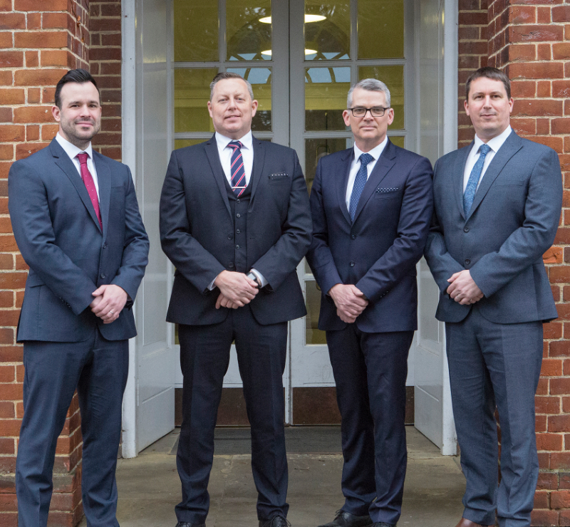 The HIVE Consultants team